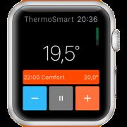 apple watch app thermosmart
